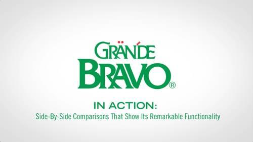 Grande Bravo In Action