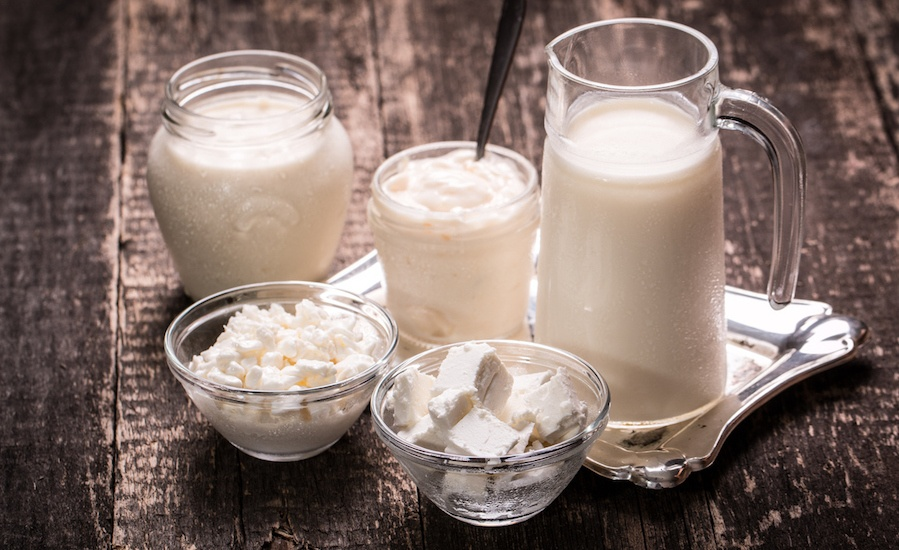 Dairy Central to Snacking Trends and Innovation