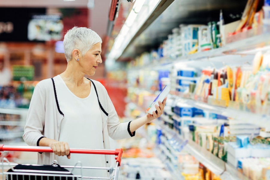 Food Manufacturers Update Nutrition Labels