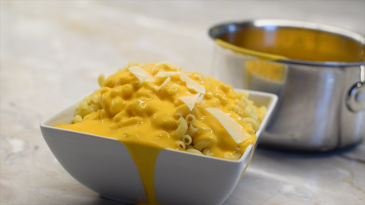 Low Fat Mac and Cheese