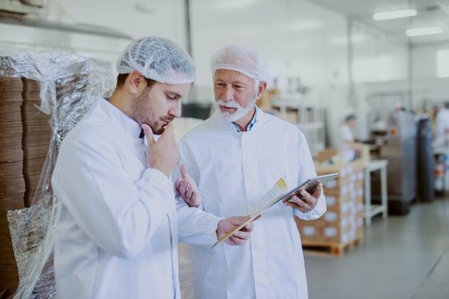 Food formulation partnerships