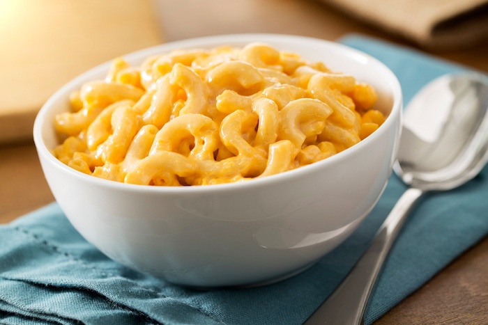 Grande Bravo cuts costs and calories in macaroni and cheese