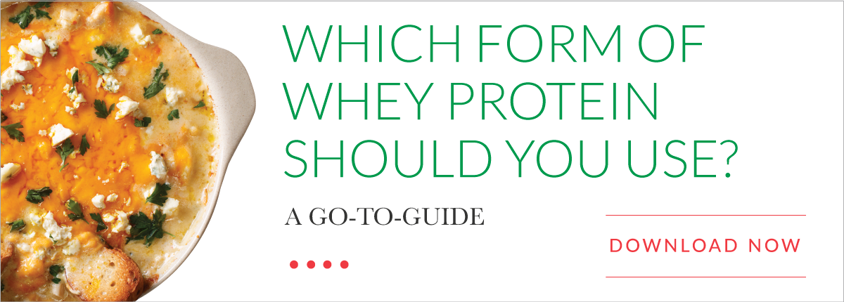Best Whey Protein for Given Application