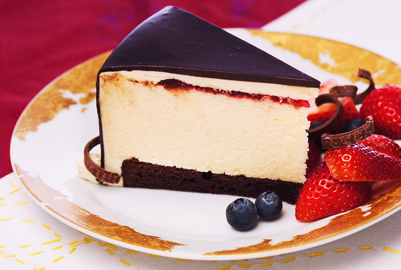 Cheesecake filling cost reduced with Grande Bravo functional whey protein