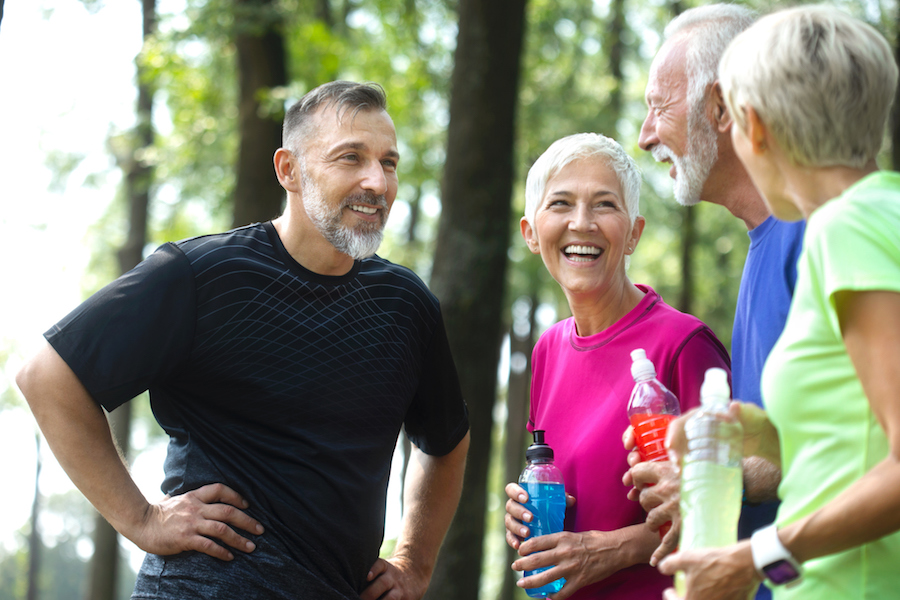 Whey Protein Health Benefits to Promote Anti-Aging