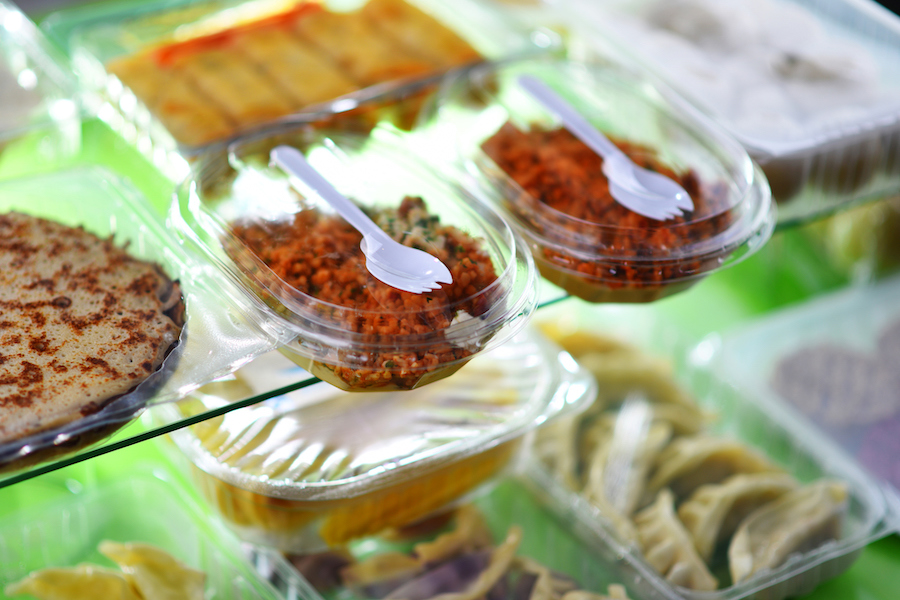 Convenience store meal kits